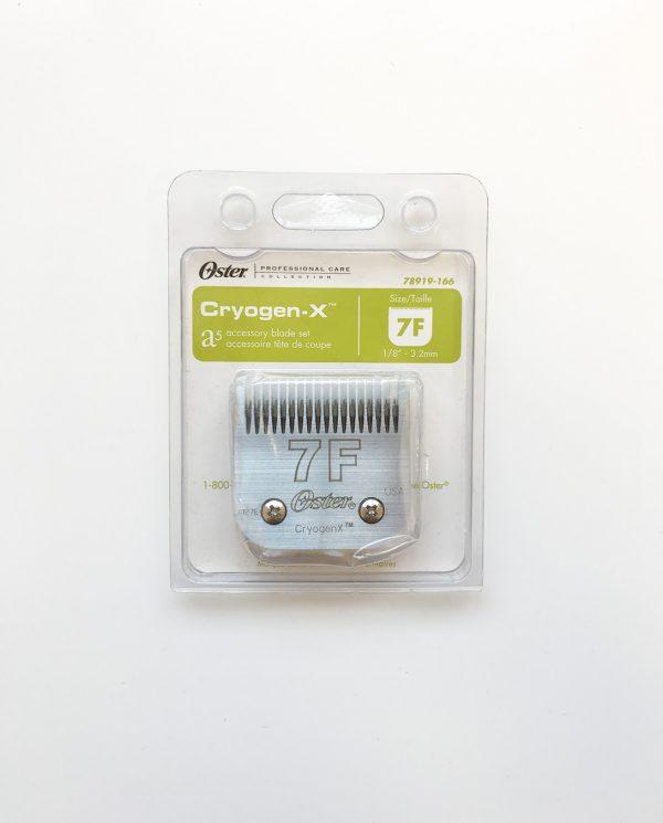 testina Oster size 7F ( 3,2mm )